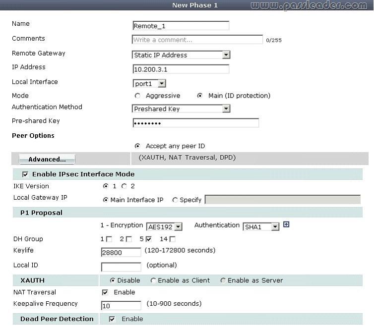 passleader-nse4-dumps-2231