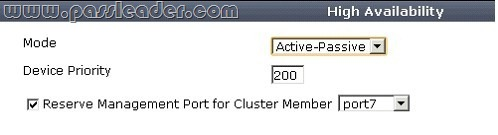 passleader-nse4-dumps-821
