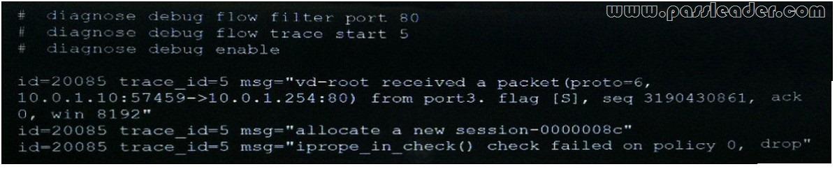passleader-nse7-dumps-301